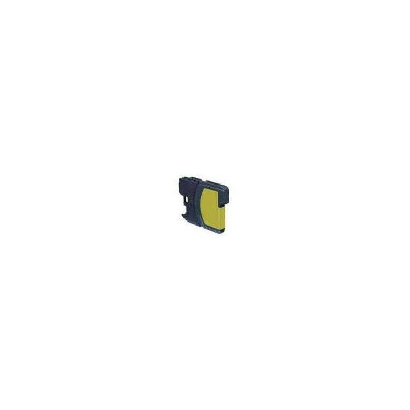 Brother Cartouche jaune générique pour Brother DCP-J315W / MFC-J220