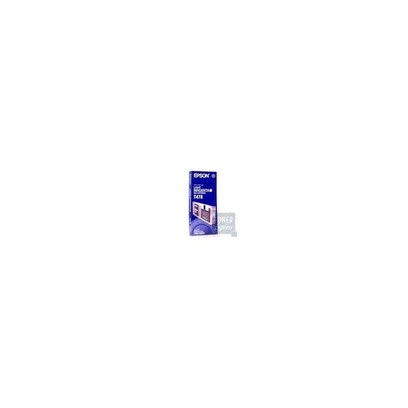 Epson Cartouche Encre Magenta Clair EPSON (T478)