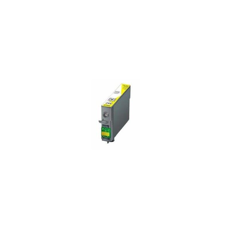 Epson Cartouche jaune générique pour Epson B40W, BX600FW, SX600FW
