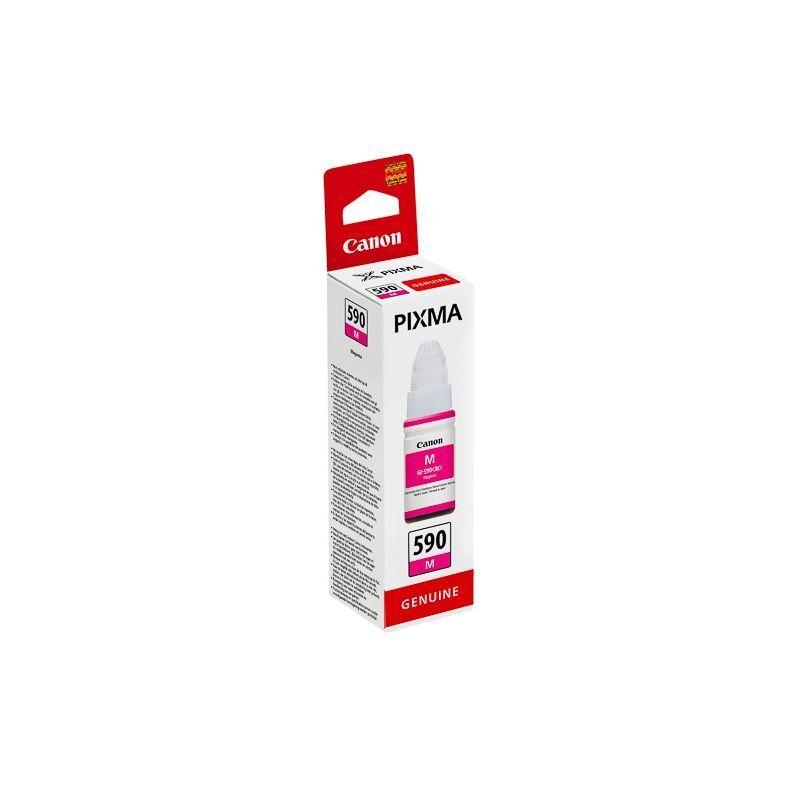 Canon Cartouche d'encre Magenta Canon GI590M pour PIXMA G1500..(PG1410)
