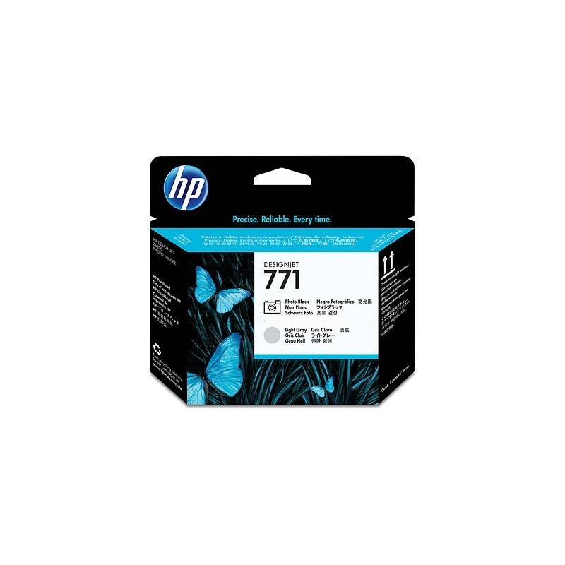 HP Tête d'impression photo black/light gray HP pour designjet Z6200 (N°771)