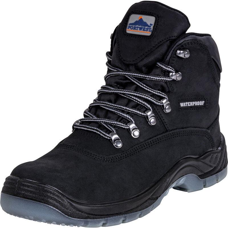 Portwest Chaussures de sécurité tous types de climats Portwest S3 45 (Paire)