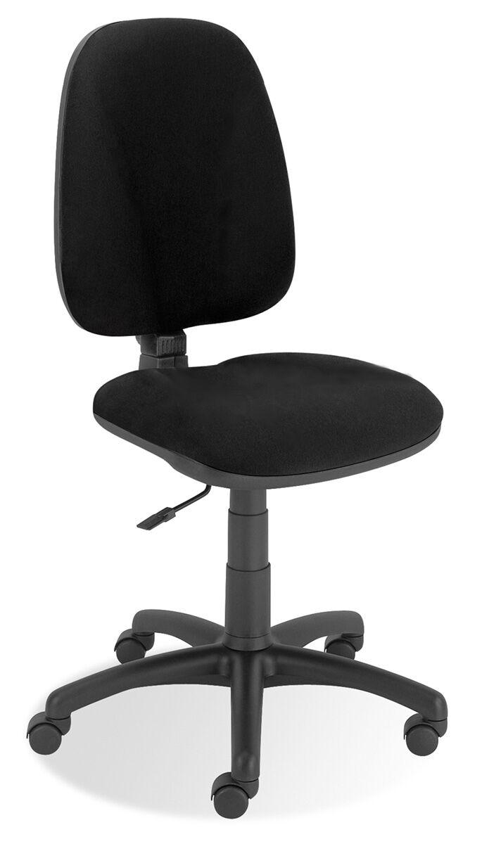 No name Chaise de bureau dactylo - KALY - Noir