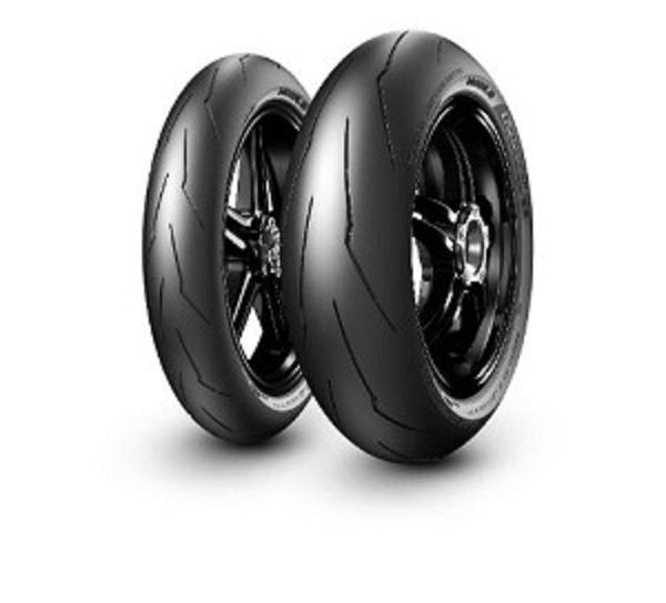 Pirelli Diablo Supercorsa SP V3 190/55ZR17 75W Rear