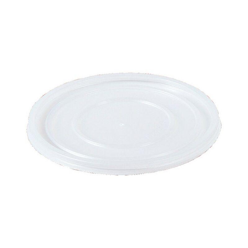 Duni 50 Couvercles transparents pour bols à soupe Thermo