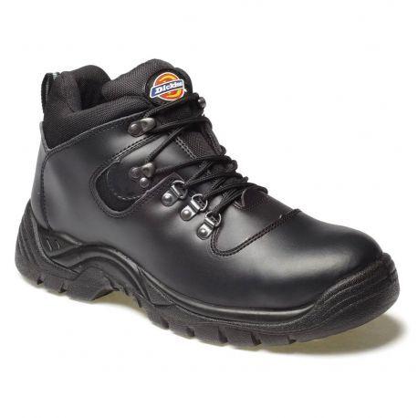 DICKIES Chaussures de sécurité s1p - fury dickies Noir 44