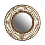 Wadiga Grand Miroir Rond en Rotin Grand miroir décoratif rond constitué... par LeGuide.com Publicité