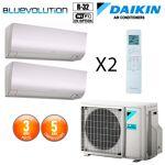 daikin  Daikin Bi-split 2MXM50M + FTXM20N + FTXM35N Bi-split 5 kw avec:... par LeGuide.com Publicité