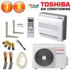 toshiba  Toshiba Pack Climatiseur Console Toshiba RAS-B10U2FVG-E Pack Climatisation... par LeGuide.com Publicité