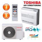 toshiba  Toshiba Climatiseur Console Toshiba R32 RAS-B13U2FVG-E Console... par LeGuide.com Publicité