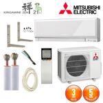 mitsubishi  Mitsubishi Pack Climatisation à faire poser Mitsubishi MSZ-EF35VGW... par LeGuide.com Publicité