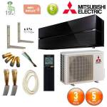mitsubishi  Mitsubishi Pack Climatiseur Mitsubishi Réversible MSZ-LN35VGB... par LeGuide.com Publicité