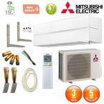 mitsubishi  Mitsubishi Pack Climatiseur Mitsubishi Réversible MSZ-LN25VGV... par LeGuide.com Publicité