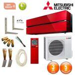 mitsubishi  Mitsubishi Pack Climatiseur Mitsubishi Réversible MSZ-LN50VGR... par LeGuide.com Publicité