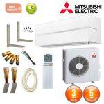 mitsubishi  Mitsubishi Pack Climatiseur Mitsubishi Mural MSZ-LN60VGV Pack... par LeGuide.com Publicité
