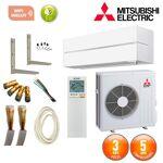 mitsubishi  Mitsubishi Pack Climatiseur Mitsubishi Réversible MSZ-LN60VGW... par LeGuide.com Publicité