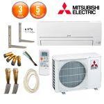 mitsubishi  Mitsubishi Pack Climatiseur Mitsubishi Réversible MSZ-HR50VF... par LeGuide.com Publicité