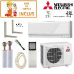 mitsubishi  Mitsubishi Pack Confort Climatiseur Mitsubishi MSZ-EF35VGW... par LeGuide.com Publicité