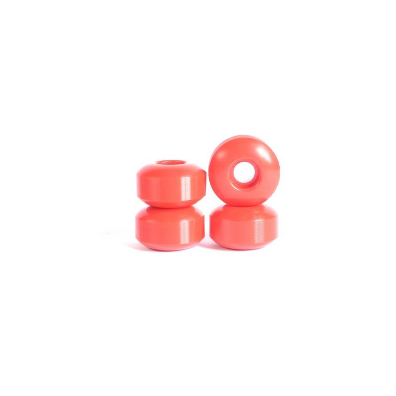 YOCAHER Roues skateboard - YOCAHER 52x30mm 99a - Red