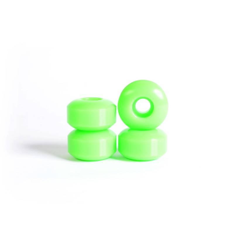 YOCAHER Roues skateboard - YOCAHER 52x31mm 99a - Neon Green