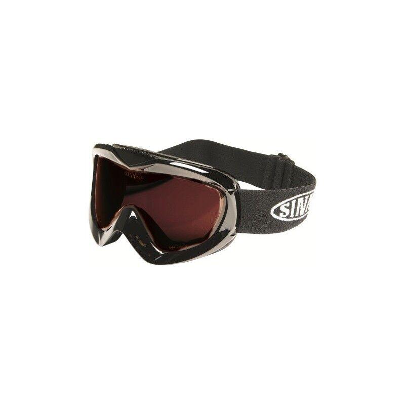 SINNER Masque de Snowboard SINNER Task Black Double