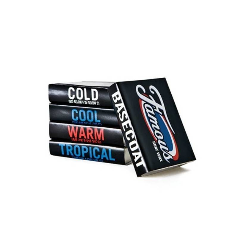 FAMOUS Surf Wax - FAMOUS Classic - COLD