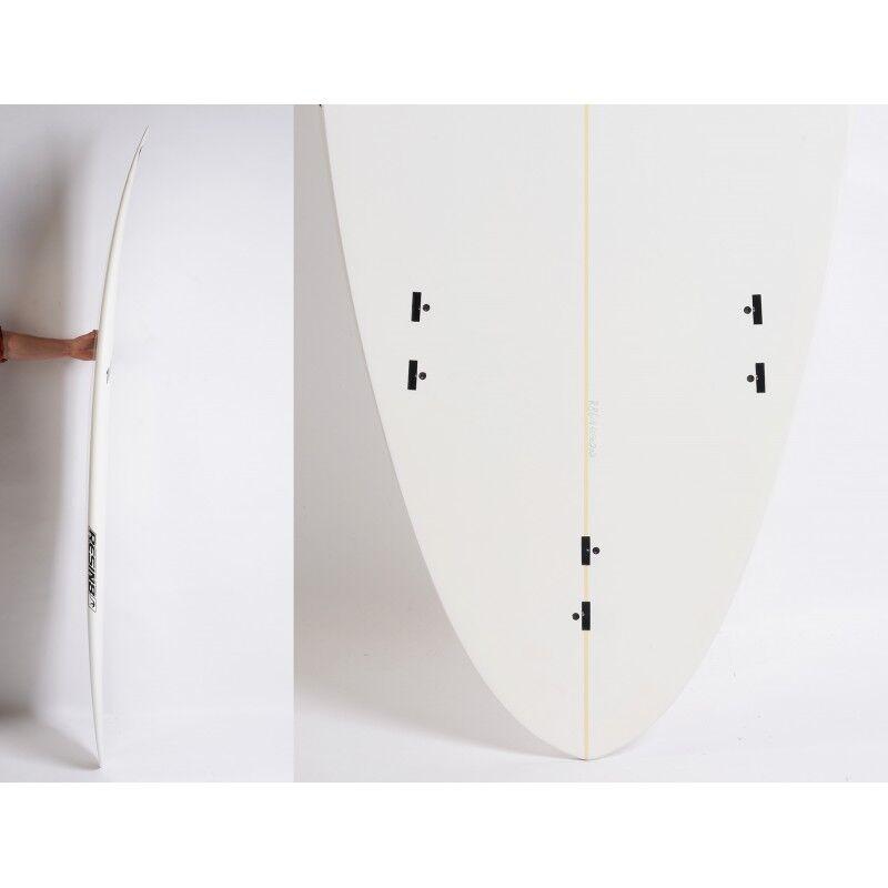 RESIN8 SURFBOARDS Planche de surf RESIN8 Wade Tokoro (epoxy) - Blanc