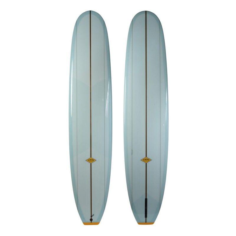 ALMOND SURFBOARDS Longboard ALMOND Lumberjack 9'6 (PU) - Light Blue
