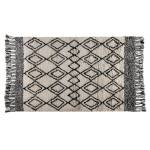 zago  Zago  Tapis à motifs blanc et noir en laine 160 cm Lozi - ZAGO... par LeGuide.com Publicité