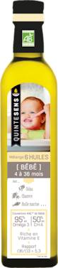 QUINTESENS HUILES BEBE 250ML