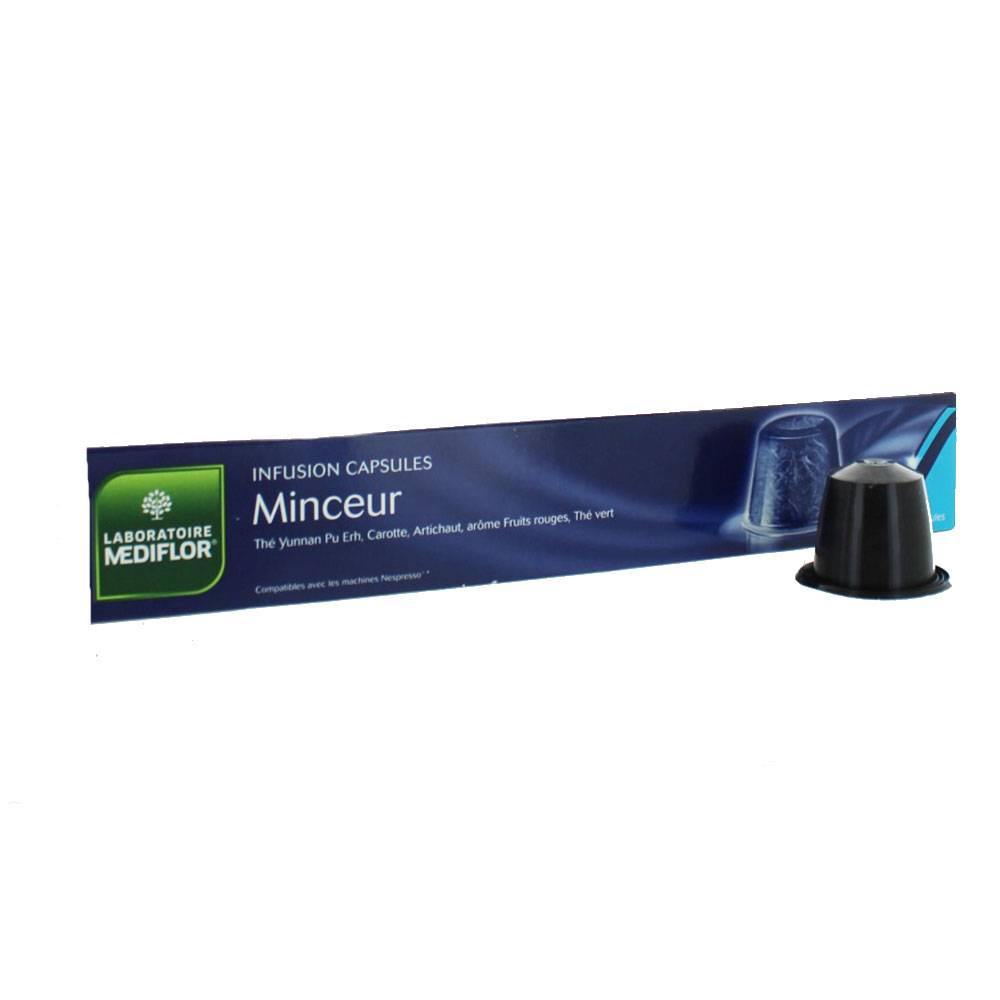 MEDIFLOR INFUSION MINCEUR 7 CAPSULES