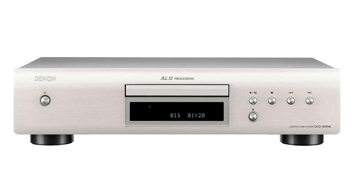 Denon dcd-600ne silver premium