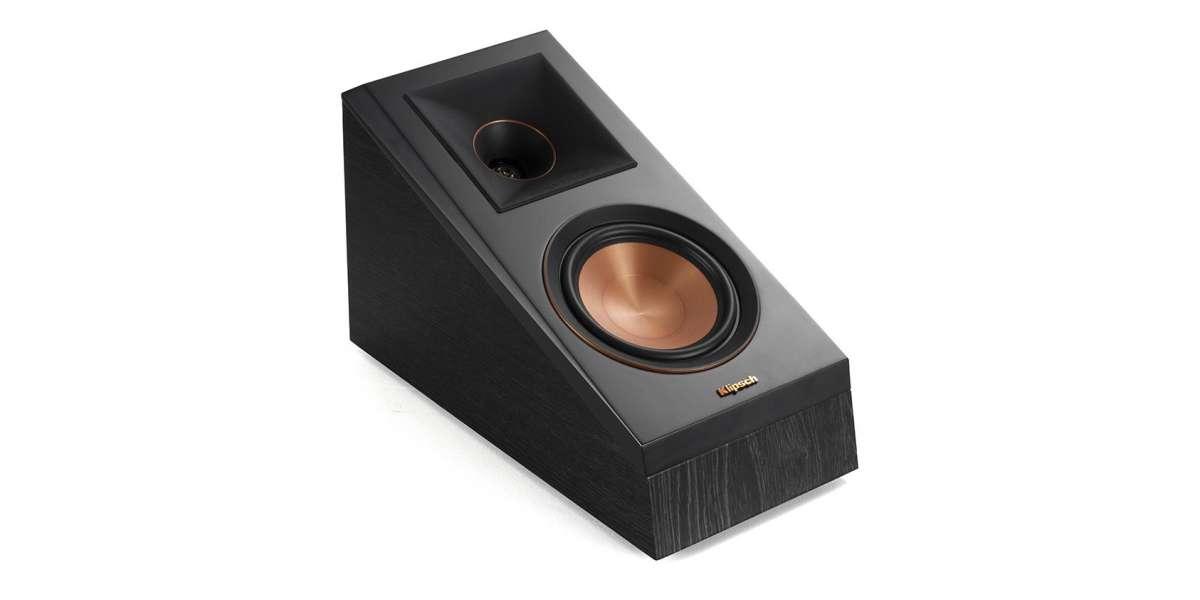 Klipsch rp-500sa ebony vinyl - la paire