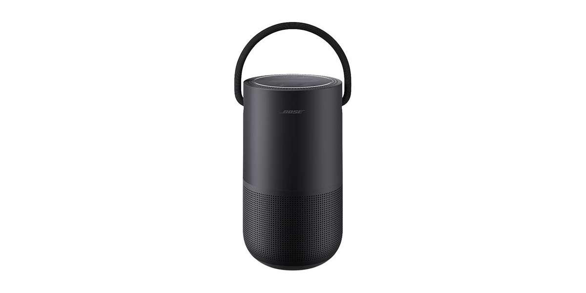 Bose portable home speaker triple black