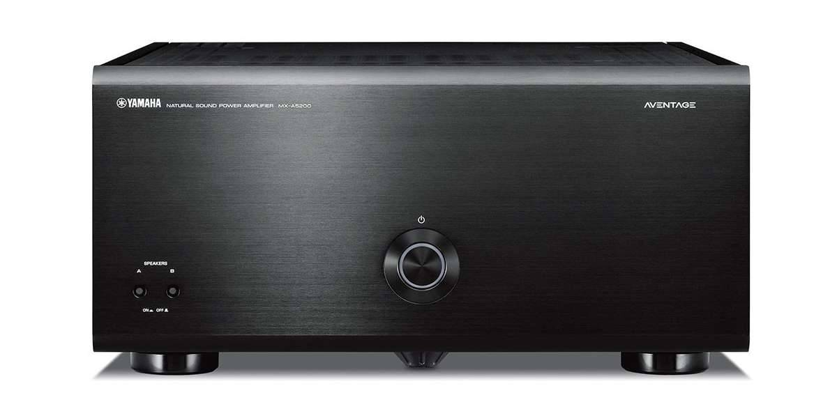 Yamaha mx-a5200 noir