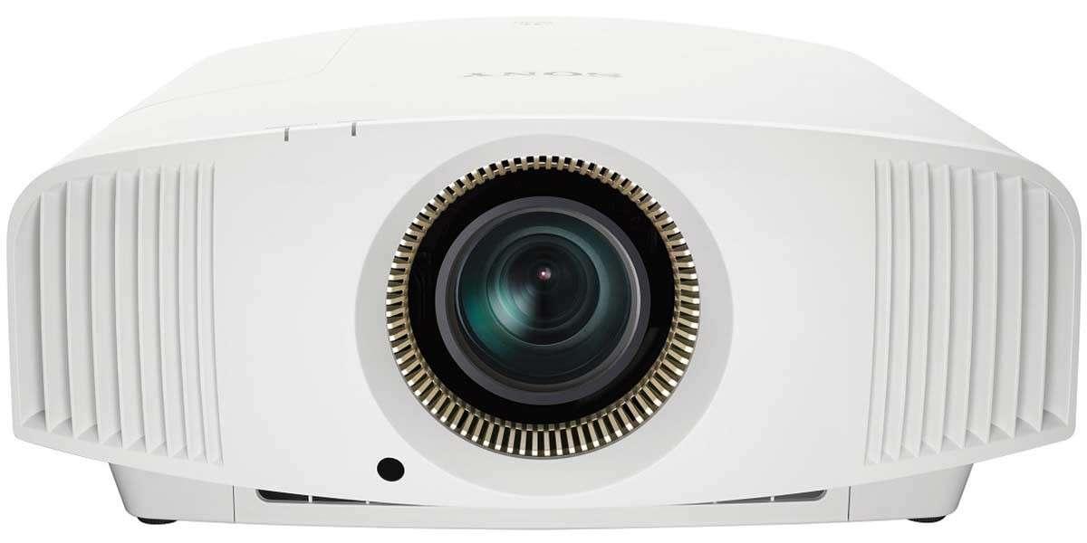 Sony vpl-vw590es blanc