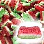 jake  JAKE Tranches de pastèque sucrées en sac de 1 kg bonbons gélifiés... par LeGuide.com Publicité