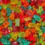 jake  JAKE Mini oursons LISSES en sac de 1 kg bonbons gélifiés lisses en... par LeGuide.com Publicité