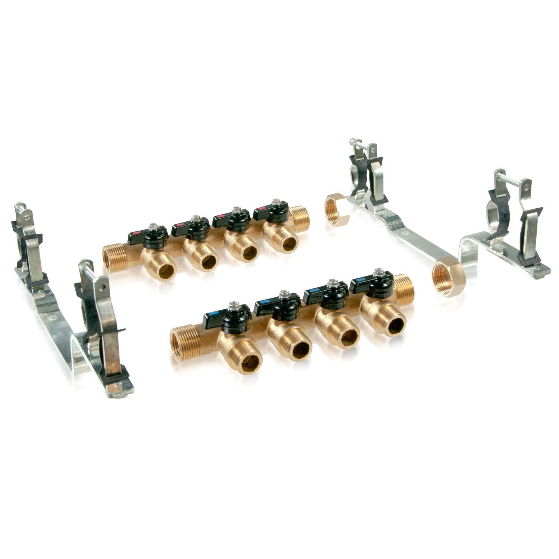 Arcanaute Kit collecteur radiateur ARCANAUTE 4 Circuits