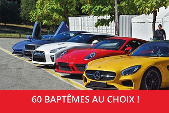 ideesport.fr Pass Baptême de vitesse passager