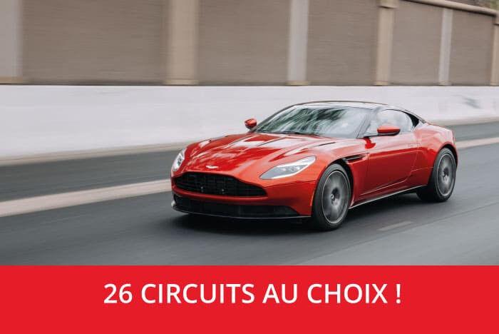 ideesport.fr Pass Pilotage Aston Martin