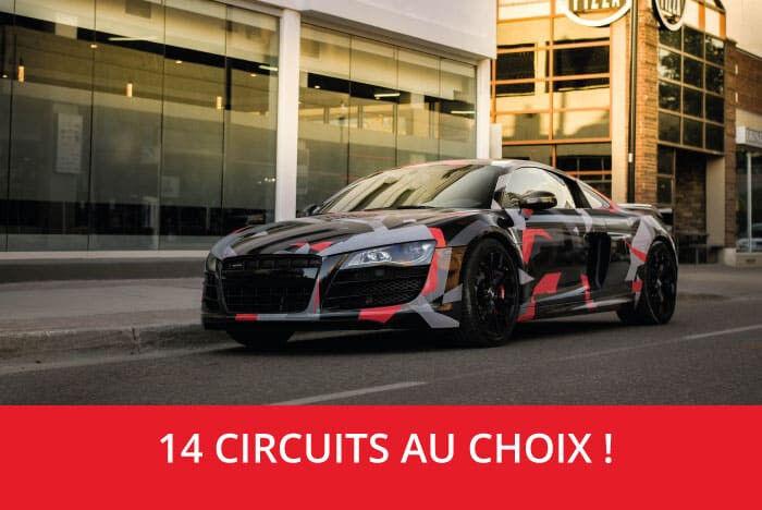 ideesport.fr Pass Pilotage Audi