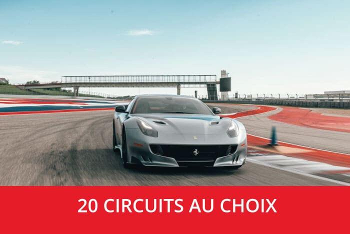 ideesport.fr Pass Pilotage Ferrari