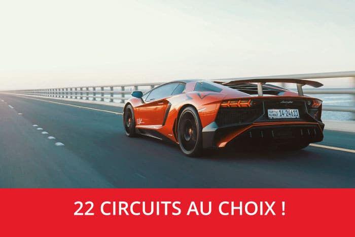 ideesport.fr Pass Pilotage Lamborghini