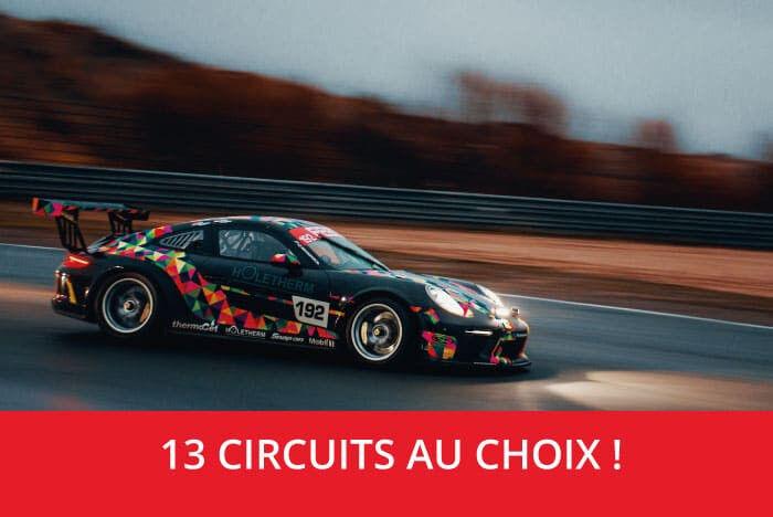 ideesport.fr Pass Pilotage Porsche