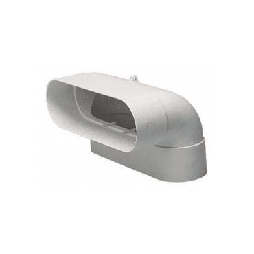 ALDES Coude vertical 90° minigaine 40x100mm aldes 11023976