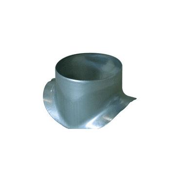 ALDES Piquage équerre circulaire galva 90° ø125mm/160mm aldes 11094542
