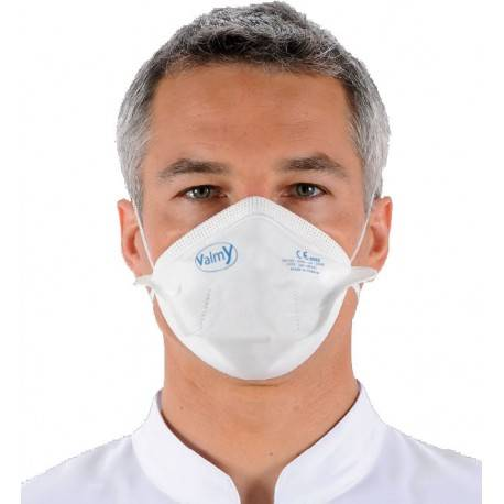 LCH MEDICAL Masque FFP2 Valmy - Boite de 100