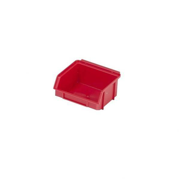 Rolléco Bac à bec éco largeur 100 mm Rouge