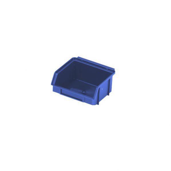 Rolléco Bac à bec éco largeur 100 mm Bleu